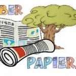 Ukončenie zberu papiera