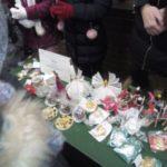 Vianočná výstava ŠKD na ťahanovských trhoch