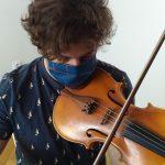 HODINA S HOSŤOM 1 – MARTIN JERIGA, Šfk – viola