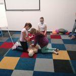 Zážitkový kurz prvej pomoci